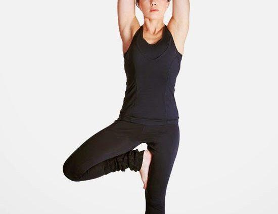 Tadasana at Chinmay Yoga