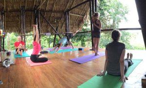Kriya yoga at Chinmay Yoga