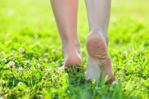 Massages your feet by yoga at Chinmay yoga