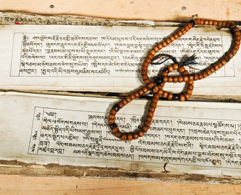 Mantras and Scripts