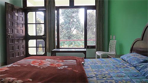 Single Accommodation Room