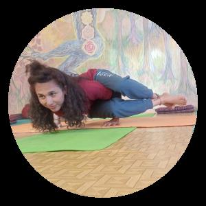 Reeta Thakkur Chinmay yoga Teacher